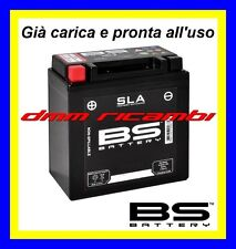 Batteria BS SLA Gel KAWASAKI JH 900 carica pronta all'uso JET SKY Acquascooter
