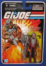 "GI Joe Charbroil 4"" Action Figure 2016 Club Exclusive FSS 4.0 Subscription MOC"