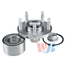 Wheel Bearing and Hub Assembly Front WJB WA930676K