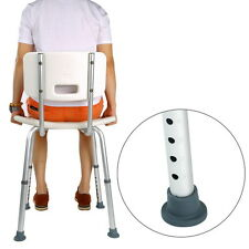 Disability Bath and Shower Seat Stool Bench with Adjustable Height Features AY