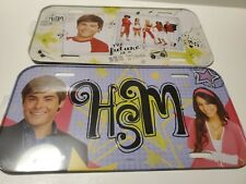 High School Musical Metal License Plates - Novelty - Set of 2 -  New