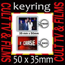 THE CHASE- CULT TV - KEYRING- KEY CHAIN - KEY RING- 35mm X 50mm #1