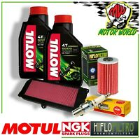 Offre Entretien Huile MOTUL 5000+ Filtres Bougie Kymco Dink 4T DD E3 125 2015