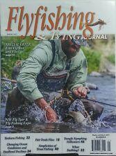 Flyfishing & Tying Journal Spring 2015 Tenkara Fishing Trout FREE SHIPPING sb