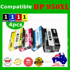 4x HP 950XL 951XL Ink Cartridge for officejet pro 8100 8610 8620 8630 HP950 951