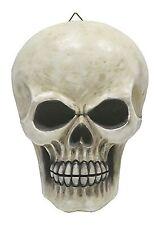 Resin Skull Hanging Halloween Decoration
