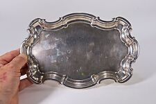 Vintage PS Co Silver Plated Tray