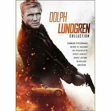 ~ DOLPH LUNDGREN Collection 7 Films DVD Peacekeeper Blackjack NEW, Shipped Free