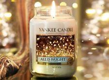 Yankee Candle ALL IS BRIGHT 623 gr. - Statt € 29,90 nur € 17,90