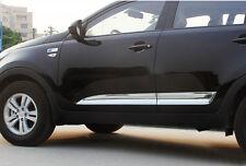 Chrome Body Side Line Anti Dent Protector Cover for Kia Sportage 10-15 SL