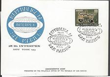 FDC,  Italy FDC  1973