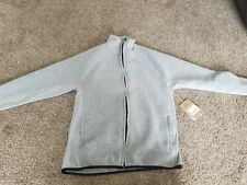 Duckworth Merino Wool Full Zip Powder Jacket XL