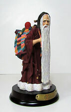 Duncan Royale 'Medieval' Figurine The History of Santa 2nd Edition Signed in Ink