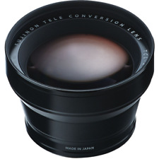 Fujifilm TCL-X100 Tele Conversion Lens - Black