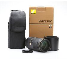 Nikon AF-S Nikkor 80-400 mm 4.5-5.6 G ED VR + Gut (220918)