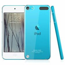 3X PACK Thin Crystal Clear Hard Back Case Cover Apple iPod Touch 6th Generation