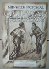 Civil War Germany post WWI Berlin Sanguinary 3-27-19 Mid-Week Pictorial magazine