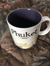 Starbucks Phuket Thailand Global Icon Collector Series City Mug -