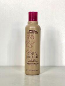 Aveda Cherry Almond Body Lotion 200ml BRAND NEW RRP £25