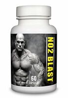 NO2 Blast Advanced Muscle Gain Formula Extreme Gym Supplement 60 Capsules