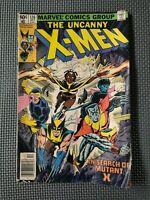 Uncanny X-Men #126, GD/VG 3.0, Cyclops, Wolverine, Phoenix, Storm Nightcrawler