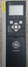 GE 6KGP43005X9XXXA1  AC DRIVE MOTOR CONTROL 5HP ,  AF-650 GP REF#YU150