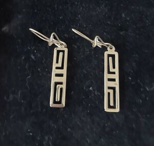 Rennie Mackintosh Gold Earrings