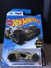 2021 Hot Wheels - Batman: Arkham Knight Batmobile - Batman 1/5; 8/250 - Camo