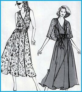 Vintage 80s SUNDRESS & BOLERO Sewing Pattern UNCUT Six Sizes 10-20 RETRO Party