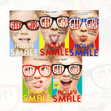 Geek Girl Series Holly Smale Collection 5 Books Set (Geek Drama & more)