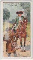 William Davis Gold Robbing Farmer Highwayman 90+ Y/O Ad Trade Card