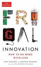 Frugal Innovation: How to do more with less (Economist Books)-ExLibrary