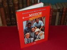 [BIBL. H.& P.-J. OSWALD] SERIES TV WINCKLER - CARRAZE MISSION IMPOSSIBLE N°1/100