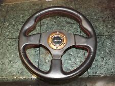 OEM Acura RSX DC5 NRG 320MM Steering Wheel RST-012S-RS + quick release assembly