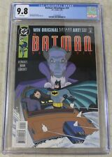 BATMAN ADVENTURES #29 (1992) CGC 9.8  !!