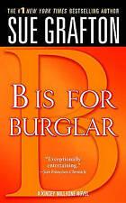 """B"" is for Burglar (The Kinsey Millhone Alphabet Mysteries)-ExLibrary"