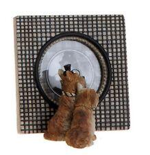 "Raz Imports SCOTTIE DOG Picture Frame 5.5"" x 5.5""  - STURDY & HANDSOME!"