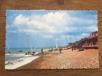 Old Postcard Real Photo Yachting Marina St Leonard's On Sea Hastings Sussex 1962