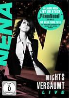 NENA - NICHTS VERSÄUMT LIVE  2 CD+DVD NEW+
