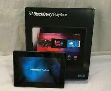 RIM BlackBerry PlayBook Tablet 64GB WiFi PRD-38548-003 P100-64WF RDJ21WW Bundle