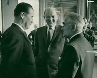Dean Rusk Former United States Secretary of State. - Vintage photograph 1228617