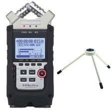 Zoom H4n Pro Handy Recorder + TPS-3 Tripod Stativ