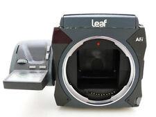 Leaf AFi (Sinar/Rolleiflex hy6) body in working order. Temporary discount!