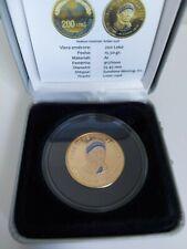 More details for albania 200 leke monedha ari gold coin nene tereza mother teresa 2012 kosova