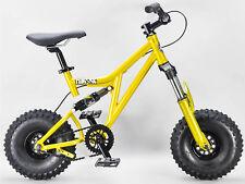 Mini Rig Down Hill Bicicleta Bmx godl RKR Select rueda y agarre Color