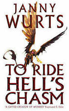 JANNY WURTS ____ TO RIDE HELL'S CHASM ___ BRAND NEW __ FREEPOST UK