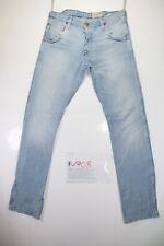 Wrangler Spencer (Cod. F1908) Tg46 W32 L34 jeans usato Vita Alta vintage