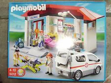 Playmobil 5012 Ambulanz mit Notarzt Fahrzeug
