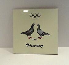 Olympic 1973 Tile Dusseldorf