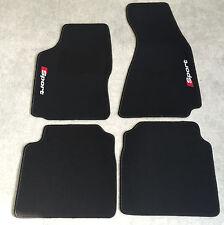 Autoteppiche Fußmatten für Audi 80 B3 / B4 Cabrio Sport 4tlg. Neu nicht original